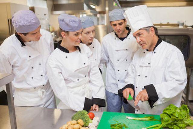 Gastronom a y cocina profesional bachilleres transformadores - Carrera de cocina ...